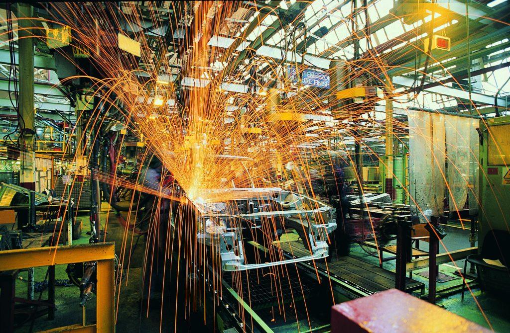 usine industrie