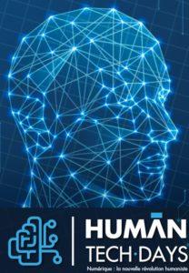 Affiche Human Tech Days 2020